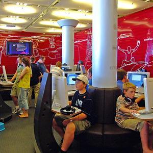 Интернет-кафе Беслана