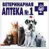 Ветеринарные аптеки в Беслане