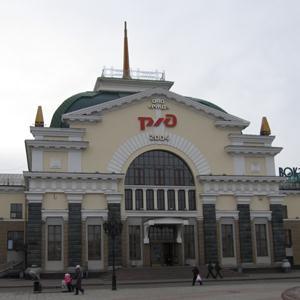 Железнодорожные вокзалы Беслана